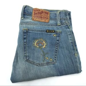 Lucky Brand Jeans, Size 4/27, EUC